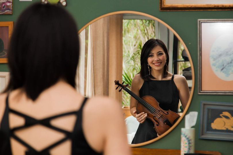 Ting Davidson, Violin