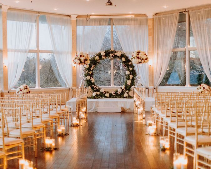 Piedmont Room- Ceremony
