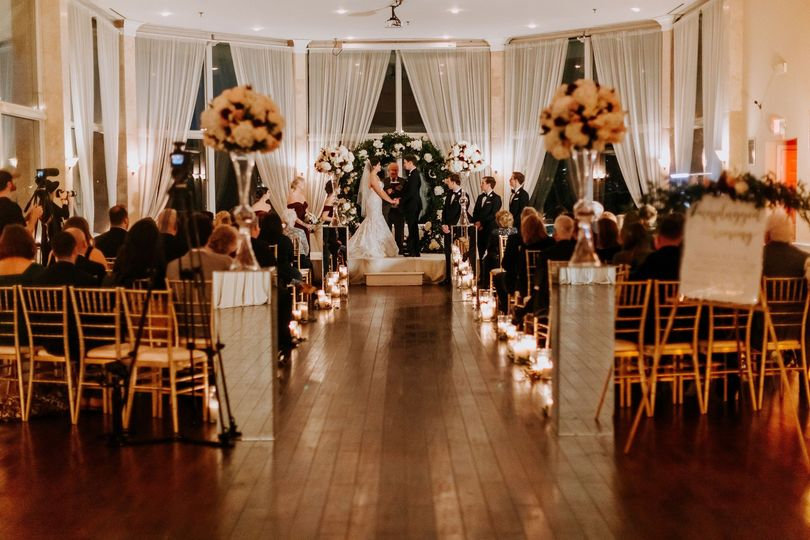 Piedmont Room-Ceremony