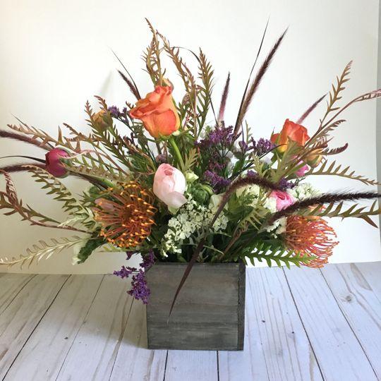 Sample arrangement