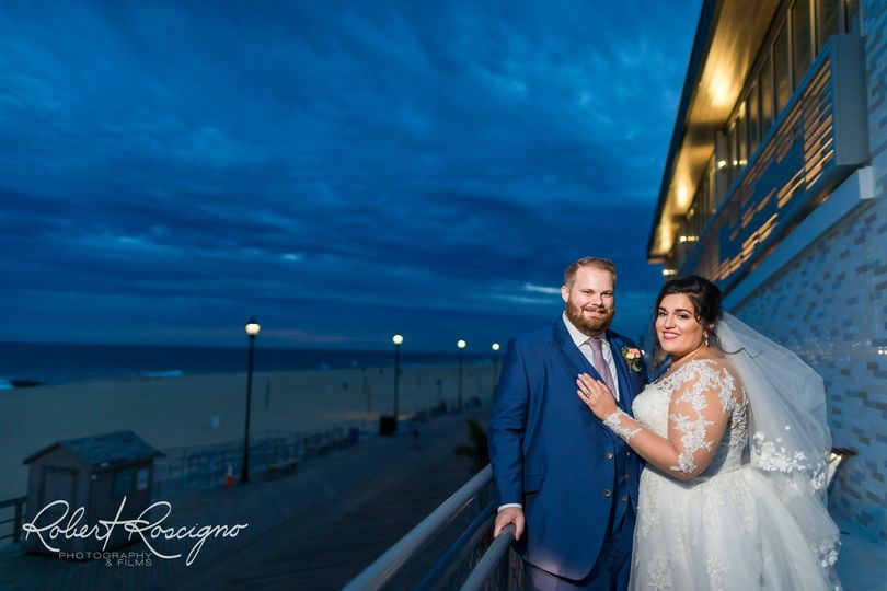 Groom and bride | Robert Roscigno Photography &