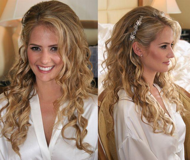 Wedding Caucasian Bride   B&A
