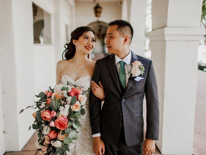 Tmx Christine Francis Wedding Hilton San Gabriel Asian Bridal Bridesmaid Makeup Artist Hair Stylist Angela Tam Team Smokey Dramatic Eyes Half Up Hair Style 19 51 73128 158795810659544 South Pasadena, CA wedding beauty