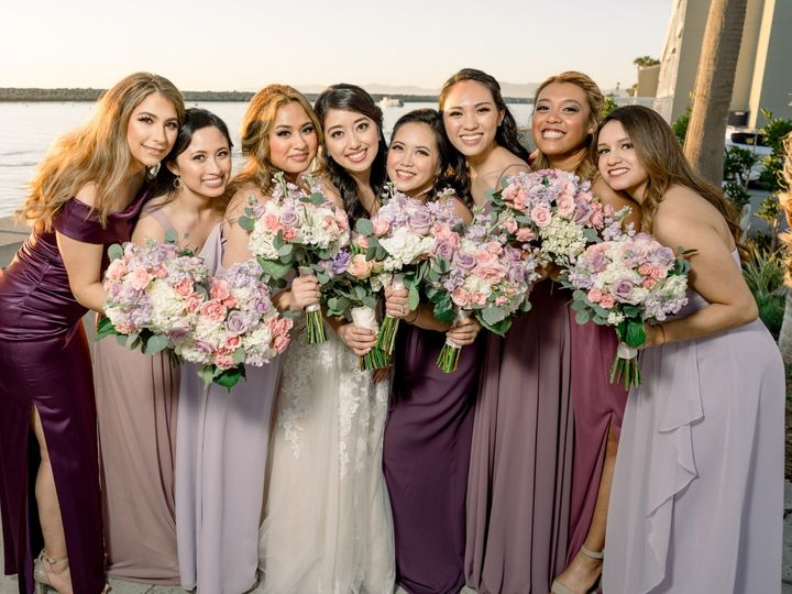 Tmx Krisha Niko Filipino Wedding Portofino Hotel Redondo Beach Money Dance Asian Bridal Bridesmaids Makeup Artist Hair Stylist Hmua Angela Tam Team 231 51 73128 158792587696015 South Pasadena, CA wedding beauty