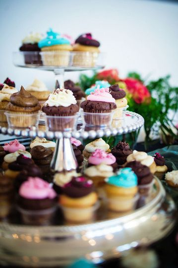 Desserts available