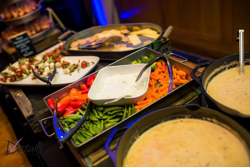 Honeyfire Bbq Catering Nashville Tn Weddingwire