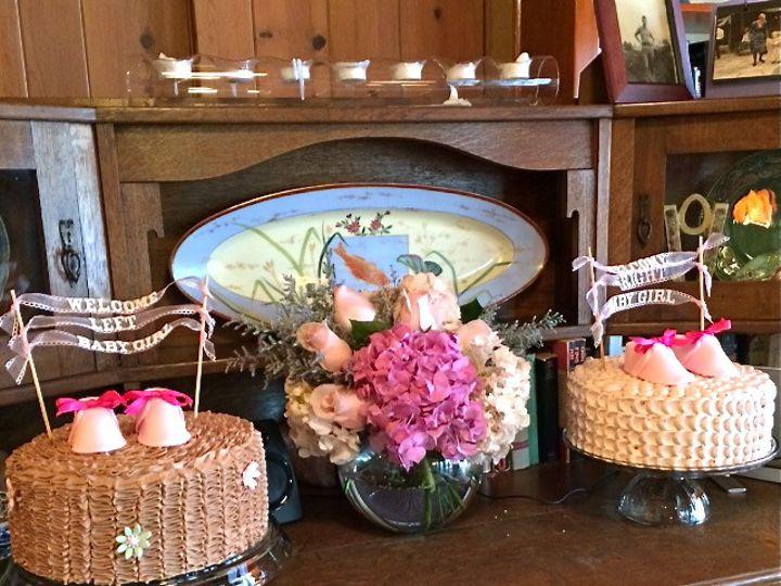 Tmx 1442199217064 Mg Custom Baby Shower Cakes  Daly City wedding cake