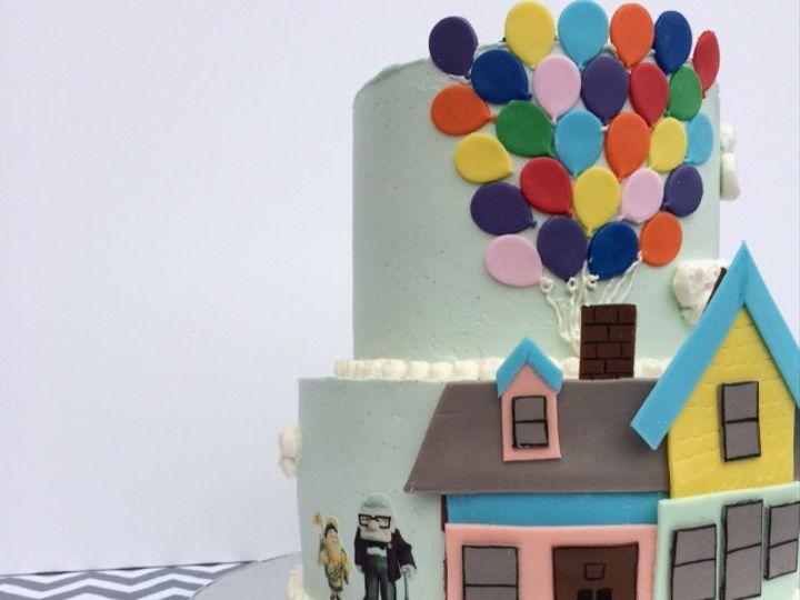 Tmx 1442199918188 Img6038 Daly City wedding cake