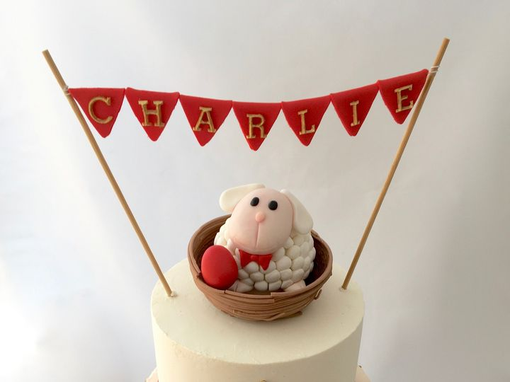 Tmx 1465408345367 Mg Red Egg And Ginger And Lamb Daly City wedding cake