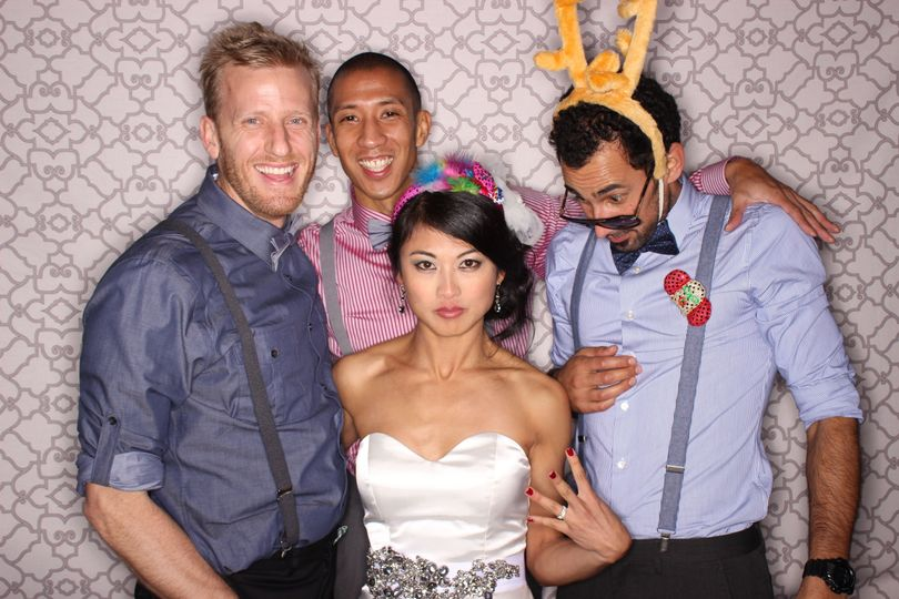 Scottsdale photo booth rentals for wedding