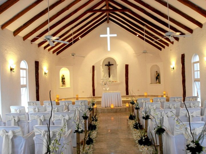 Tmx 1466784455512 Beautiful Wedding Chapel At El Dorado Royale A Spa Oklahoma City, OK wedding travel
