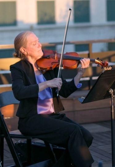 Solo Violin or Cello
