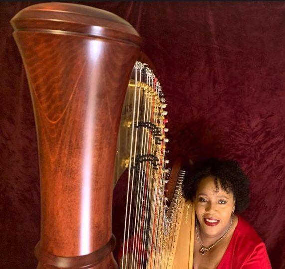 Shelley Greene-Harpist 2019