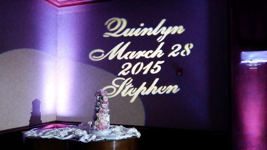 Personalize wedding monogram