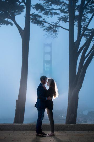 Golden Gate Engagement