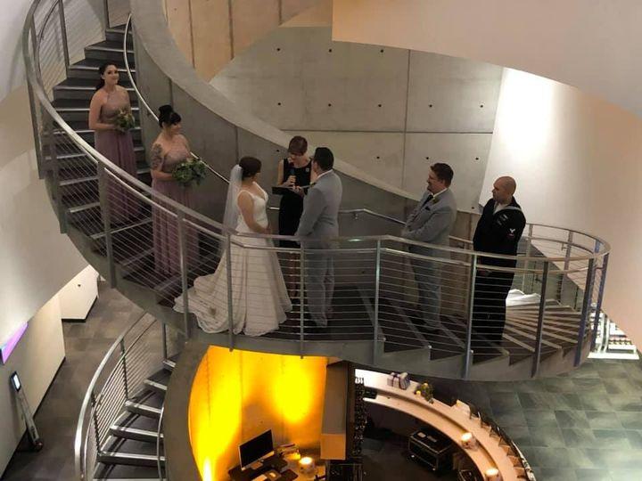 Tmx Allison And David Dali Museum Love Asha Photog 51 88128 1565627280 Sarasota wedding officiant