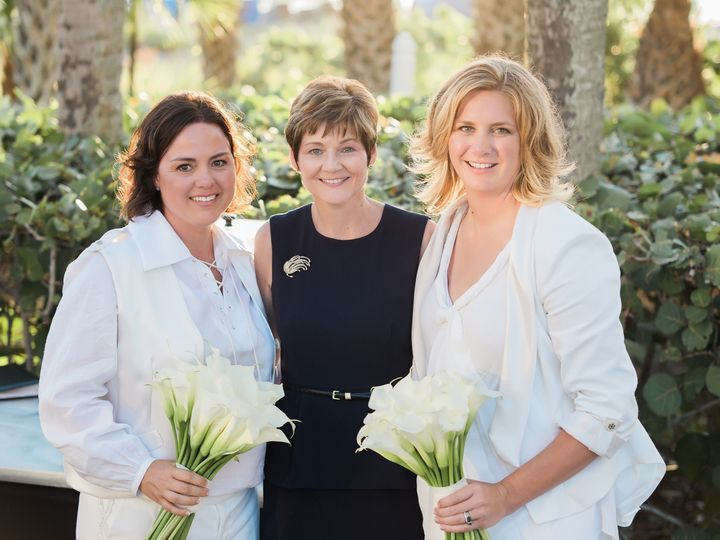 Tmx Grace Lauren Laura Felice T Tomlinson Photog 51 88128 1558489193 Sarasota wedding officiant