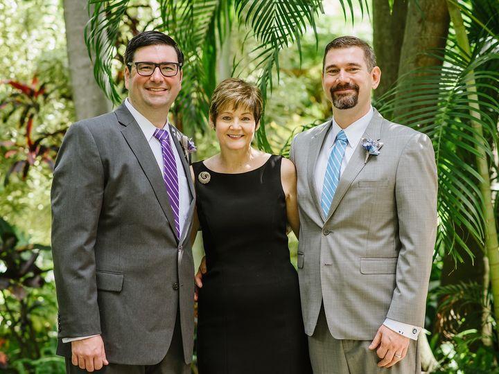 Tmx Will And Nathan Kristen Photography Sunken Gardens 51 88128 1564710248 Sarasota wedding officiant