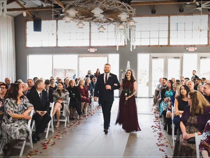 Tmx Barn Ceremony 1 51 790228 158257411293757 Salem, WI wedding venue