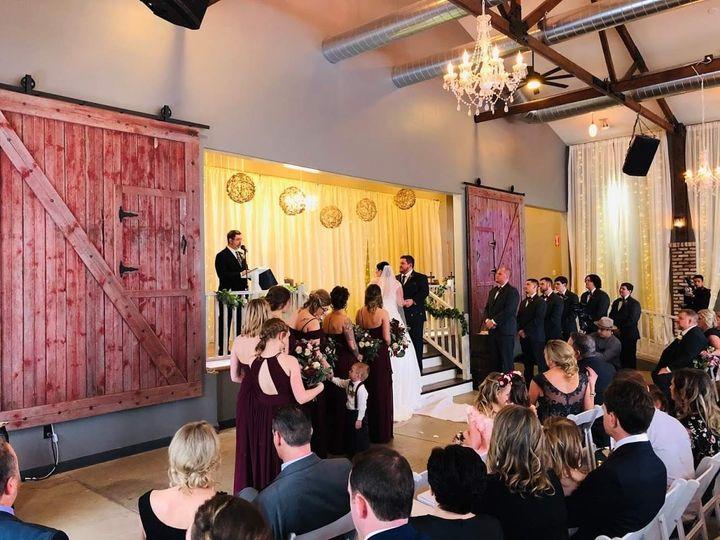 Tmx Barn Ceremony 3 51 790228 158257411268998 Salem, WI wedding venue