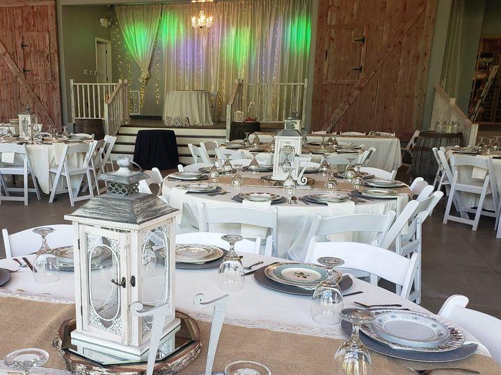 Tmx Barn Door Tables 51 790228 1570231529 Salem, WI wedding venue