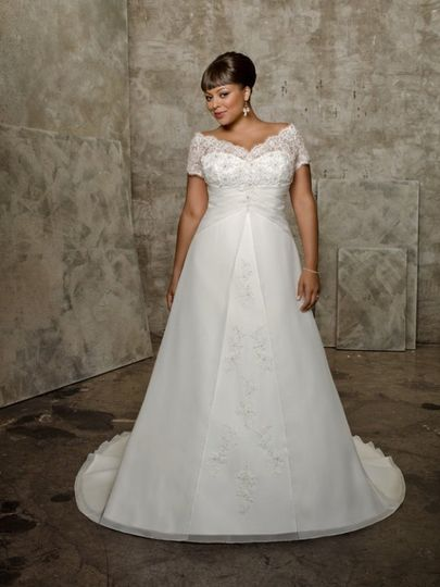 Modest gown from Bellisima's value couture collection.  We offer the largest collection of modest...