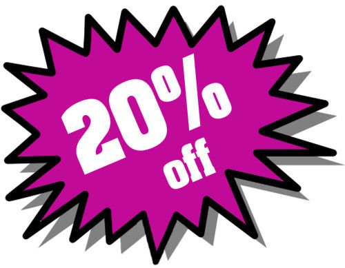 20% off New Client special on all facials