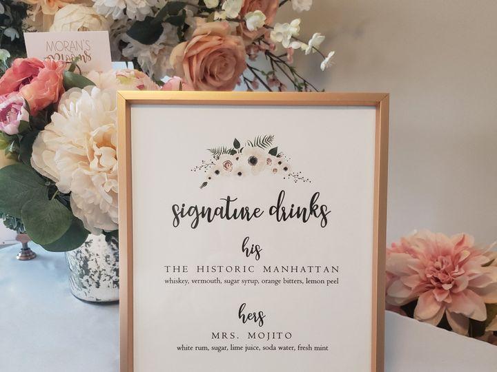 Tmx Bar Sign 8 51 1002228 159285158647785 Buffalo, NY wedding invitation