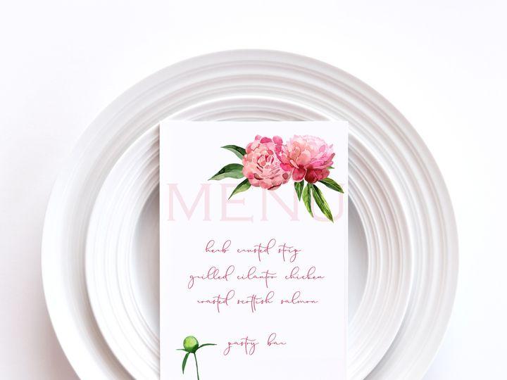 Tmx Menu Card Sample 3a 51 1002228 159285229621141 Buffalo, NY wedding invitation