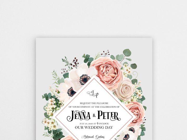 Tmx Wedding 1 51 1002228 159285226234584 Buffalo, NY wedding invitation