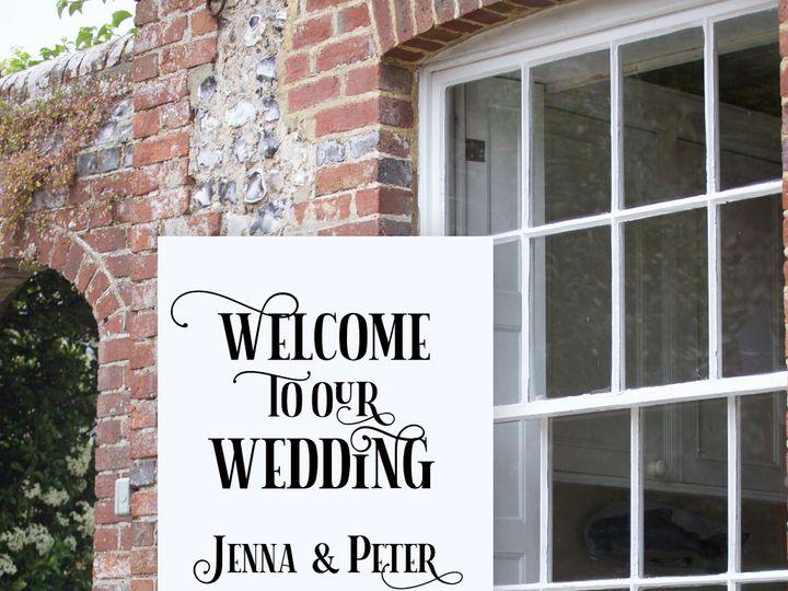 Tmx Wedding Sign Sample 1 51 1002228 159285208447807 Buffalo, NY wedding invitation