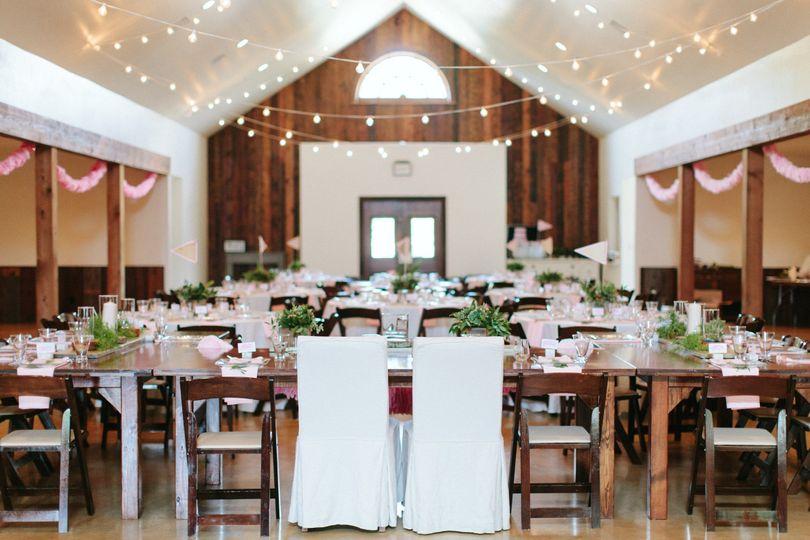 Reception venue | Jen Dillender Photography