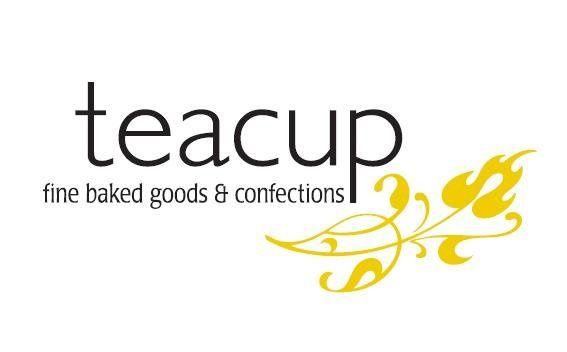 Teacup, Fine baked goods