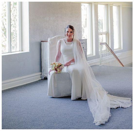 Bridal at The Baker Building