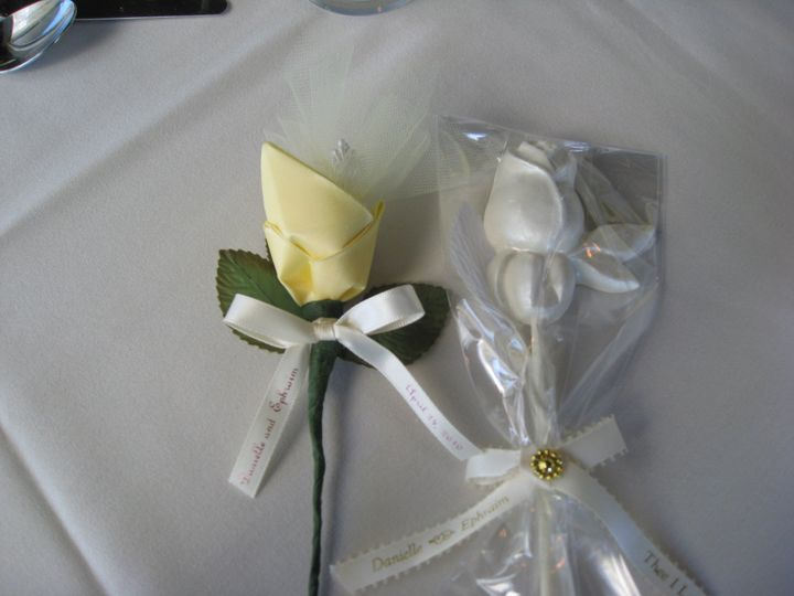 Tmx 1417636757090 Favors 2 Sparks wedding florist