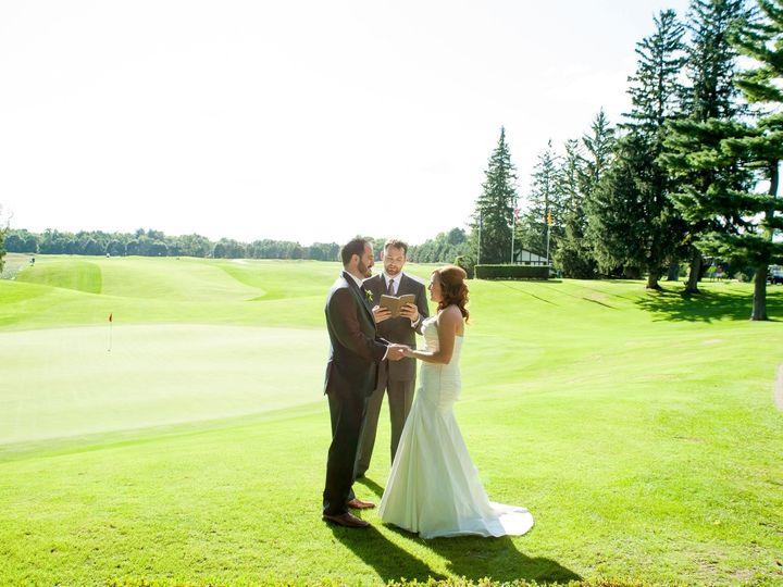 Tmx 1502921421757 Alesha And Tony Golf Ceremony Troy, MI wedding planner
