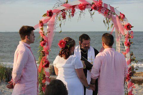 Tmx 1342828801898 5wedding Charleston, SC wedding officiant