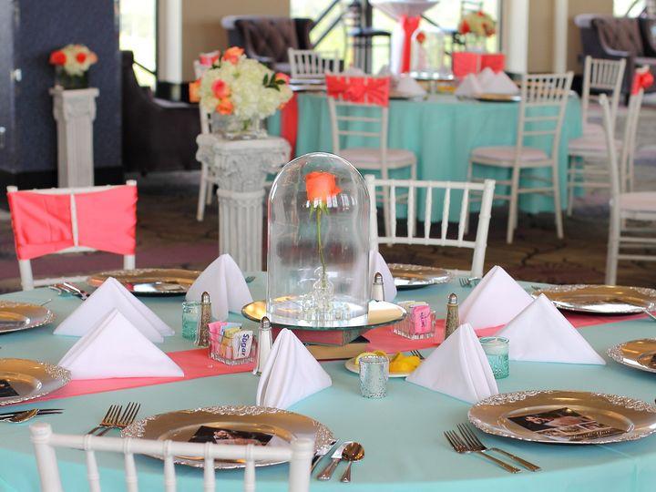 Tmx 1498498291063 Wedding Sky Room Centerpiece Rose Catoosa, OK wedding venue