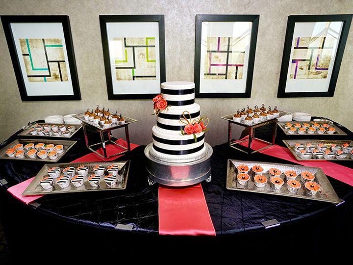 Tmx 1506714482625 Wedding Show Cake Catoosa, OK wedding venue