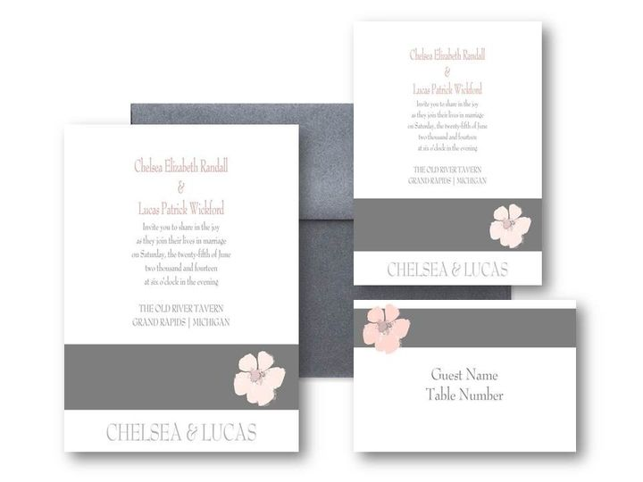 Tmx 1377519952970 Presentation3 Grand Rapids wedding invitation