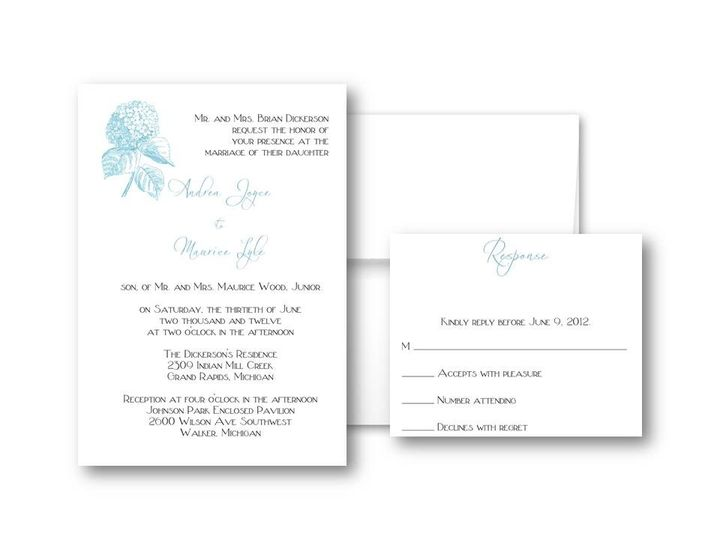 Tmx 1377520123943 Slide3 Grand Rapids wedding invitation