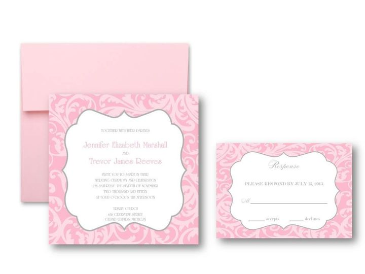 Tmx 1377520128055 Slide5 Grand Rapids wedding invitation