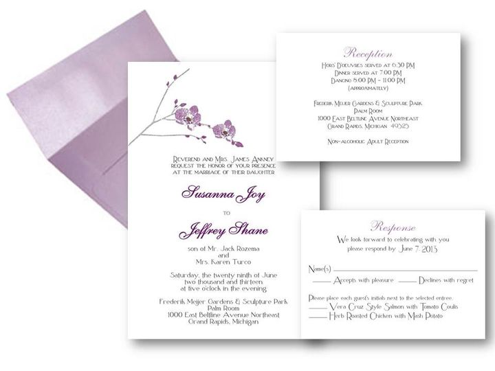 Tmx 1377520129946 Slide6 Grand Rapids wedding invitation