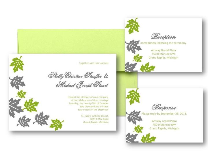 Tmx 1377520140034 Slide12 Grand Rapids wedding invitation
