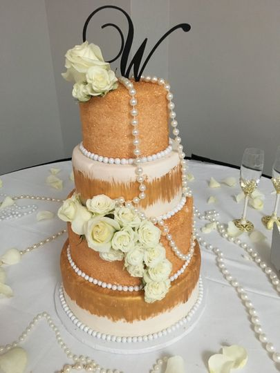 Classy looking cake