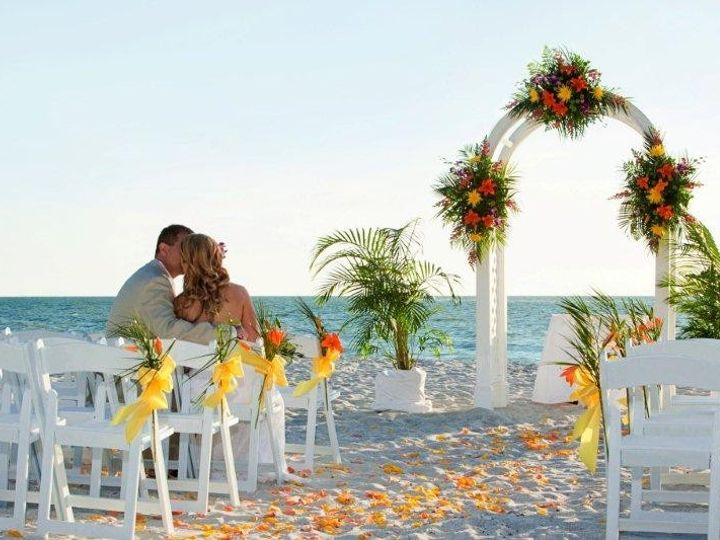 Tmx 1443731457801 Nbh Beach Ceremony Arch Naples wedding venue