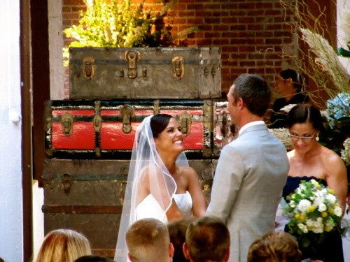 Expressway Music provided the DJ, Lighting and photo booth for this beautiful wedding filled with...