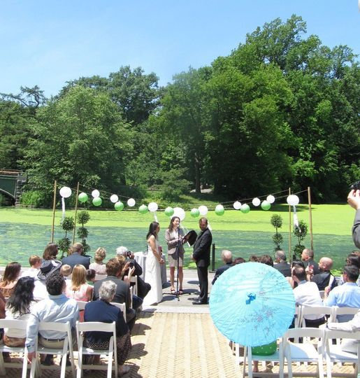 Prospect Park BHouse Wedding