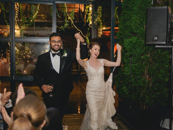 Tmx Foundryweddingbride 51 10328 New York, NY wedding dj