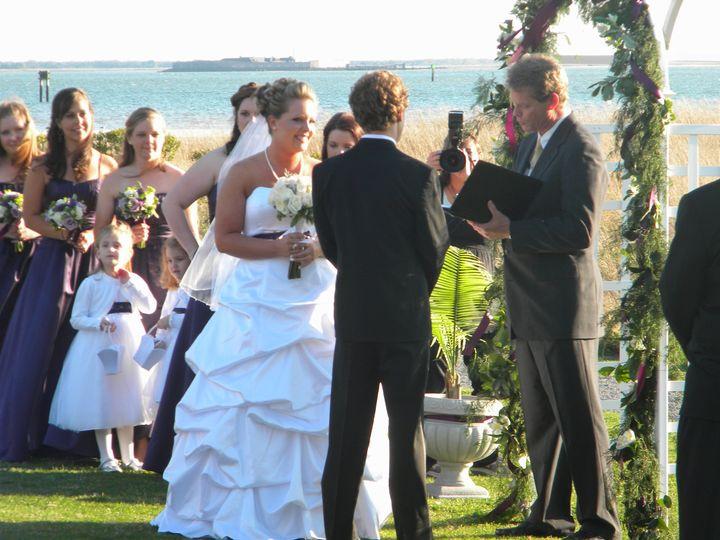 Tmx 1469648296702 9 The Wedding Vows Are Exchanged Charleston, SC wedding dj